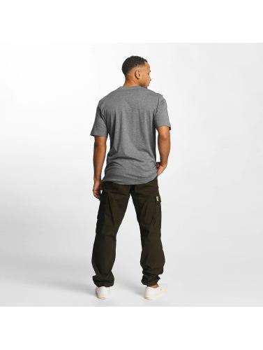 Carhartt WIP Hombres Camiseta Base in gris