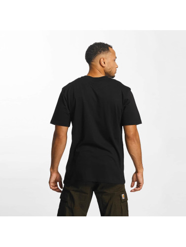 Carhartt WIP Hombres Camiseta Base in negro