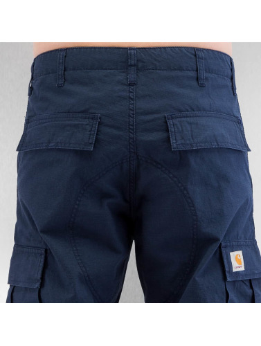 Carhartt WIP Herren Cargohose Regular in blau