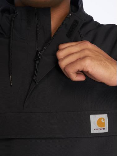 Carhartt WIP Hombres Chaqueta de entretiempo WIP Nimbus in negro