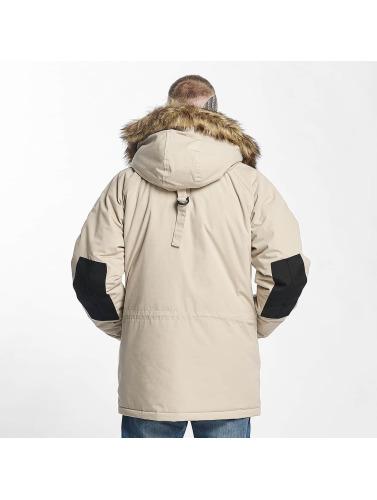 Carhartt WIP Hombres Chaqueta de invierno Trapper in beis