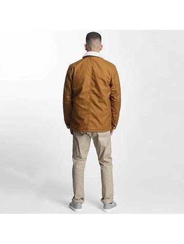 Carhartt WIP Hombres Chaqueta de invierno Patterson Canvas in marrón