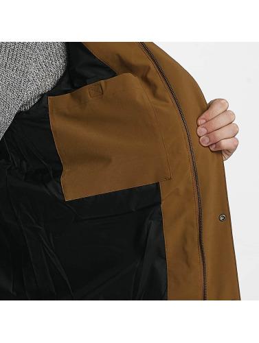 Carhartt WIP Hombres Chaqueta de invierno Alpine Coat in marrón