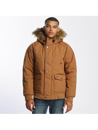 Carhartt WIP Hombres Chaqueta de invierno Trapper in marrón