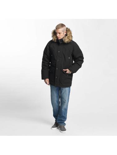 besøke for salg kjøpe billig utforske Carhartt Wip Trapper Menn Vinterjakke I Sort bEzmOQc
