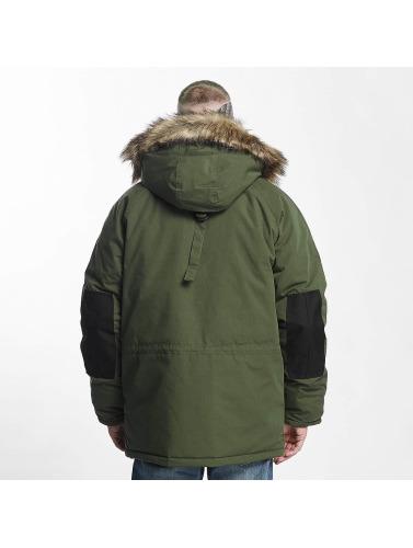 Carhartt WIP Hombres Chaqueta de invierno Trapper in verde