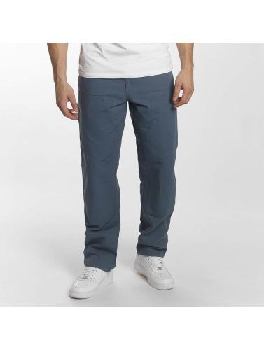 Carhartt WIP Herren Chino Dearborn Double Knee in blau
