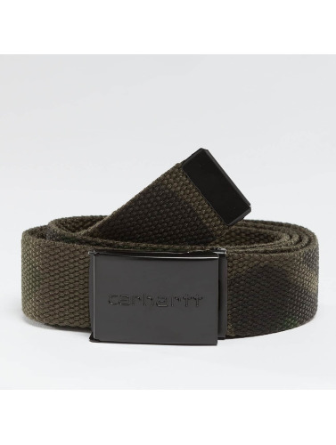 Carhartt WIP Gürtel Clip in camouflage