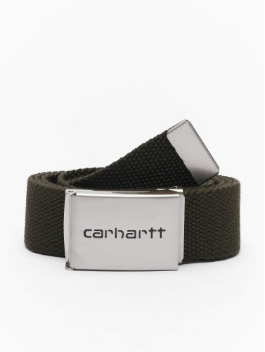 Carhartt WIP Herren Gürtel Clip Belt in grün