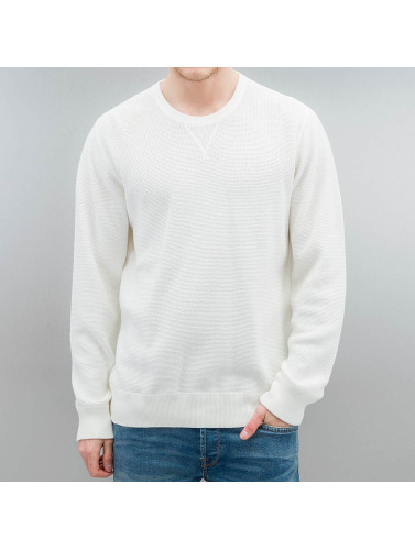 Carhartt WIP Hombres Jersey Mason in blanco