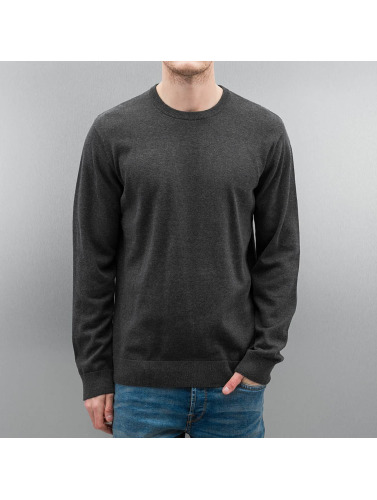 Carhartt WIP Hombres Jersey Playoff in negro