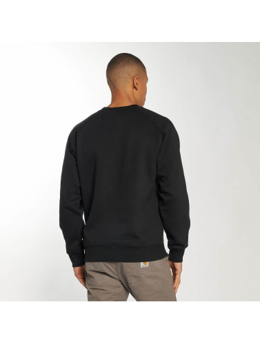 Carhartt WIP Hombres Jersey Chase in negro