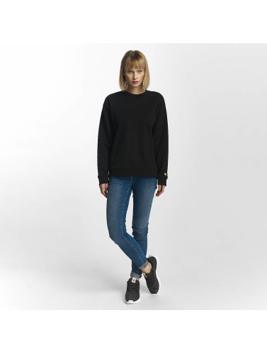 Carhartt WIP Mujeres Jersey Chase in negro