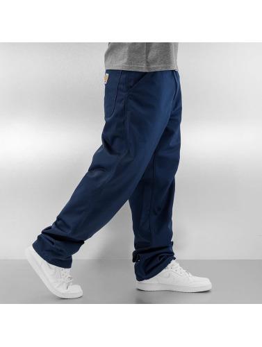 Carhartt WIP Herren Loose Fit Jeans Denison Twill Simple in blau
