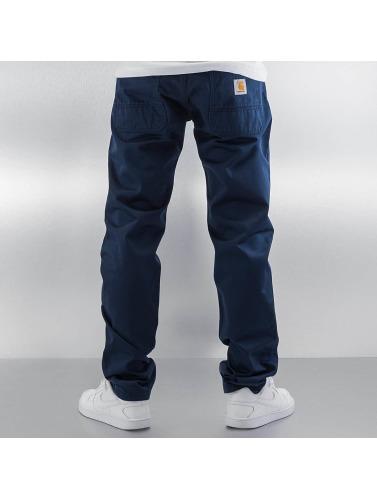 Carhartt WIP Herren Loose Fit Jeans Cortez Slim Fit Skill in blau