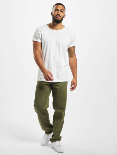 Carhartt WIP Herren Loose Fit Jeans Denison in grün