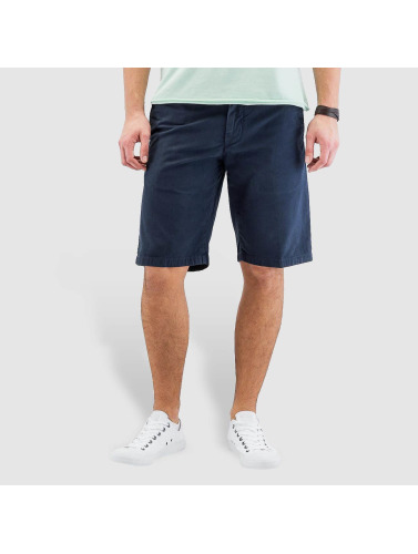 Carhartt WIP Herren Shorts Midvale Johnson in blau