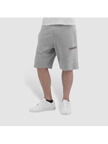 Carhartt WIP Herren Shorts College in grau