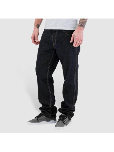 Carhartt WIP Herren Straight Fit Jeans Hanford II Regular Fit in blau Spielraum Mit Kreditkarte 1lZ6SU
