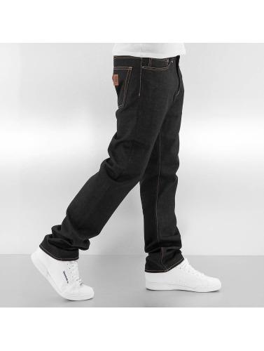 Carhartt WIP Herren Straight Fit Jeans Otero Davies in blau