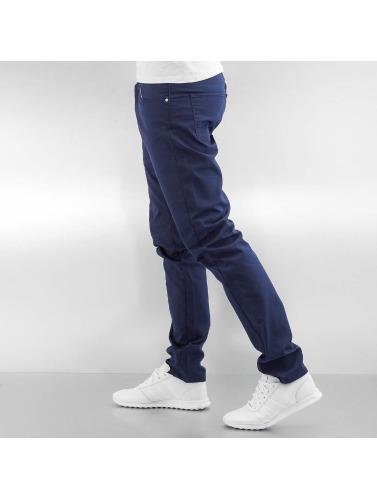 Carhartt WIP Herren Straight Fit Jeans Vicious in blau