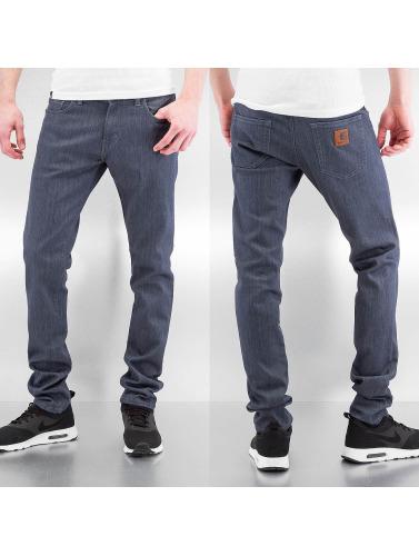 Carhartt WIP Herren Straight Fit Jeans Greeley Rebel in grau