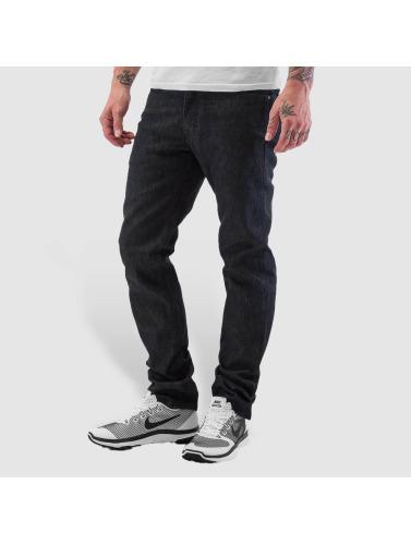 Carhartt WIP Herren Straight Fit Jeans Cordura Rodney in schwarz