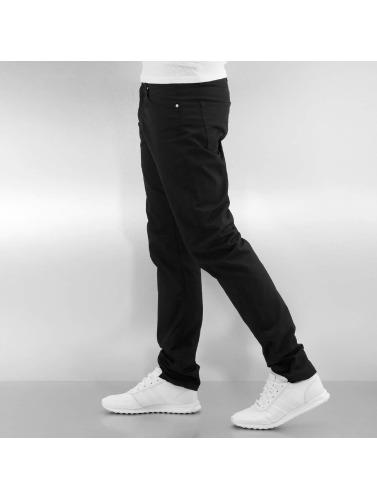 Carhartt WIP Herren Straight Fit Jeans Vicious in schwarz
