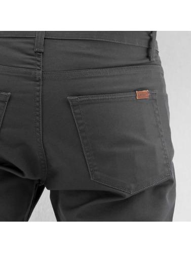 Carhartt WIP Herren Straight Fit Jeans Vicious in schwarz Günstig Kaufen Rabatt e6By6