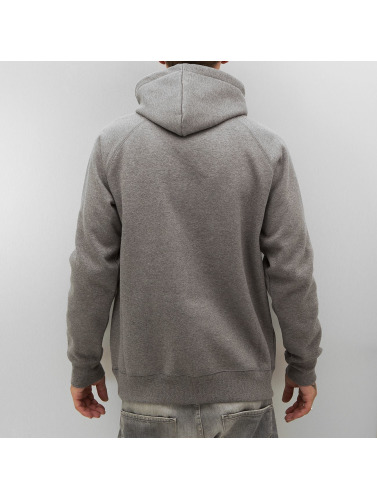 Carhartt WIP Hombres Sudadera Chase in gris