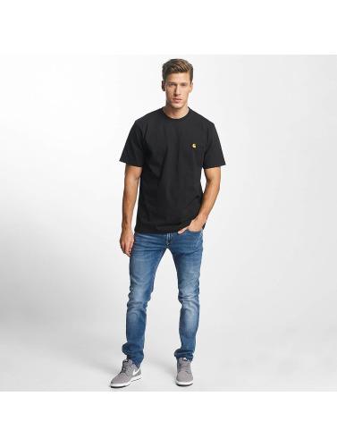 Carhartt WIP Herren T-Shirt Chase in blau