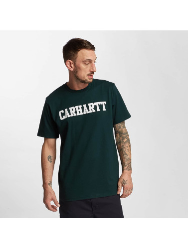 Carhartt WIP Herren T-Shirt College in grün