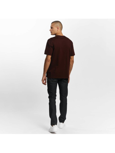Carhartt WIP Herren T-Shirt Chase in rot Preiswerte Reale Rt8arE0Tw