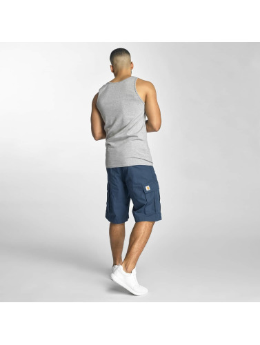 Carhartt WIP Hombres Tank Tops Base in gris
