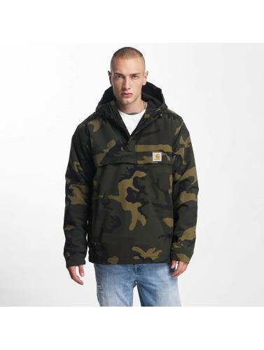 Carhartt WIP Herren Übergangsjacke Supplex Nimbus in camouflage