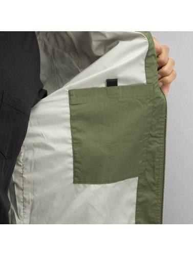 Carhartt WIP Herren Übergangsjacke Marsh Cotton Poplin in grün