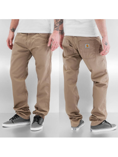 in Cortez Vaqueros Skill WIP Hombres Slim Carhartt beis Fit anchos wIU87q