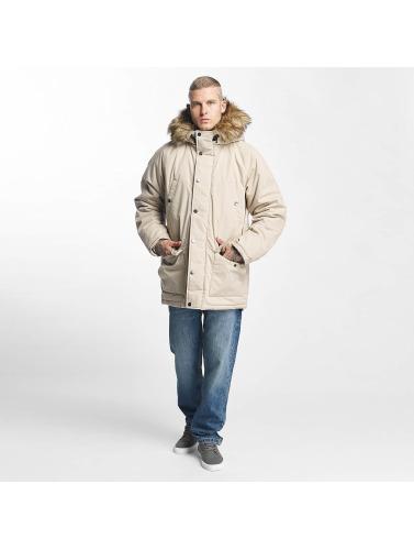 Carhartt WIP Herren Winterjacke Trapper in beige