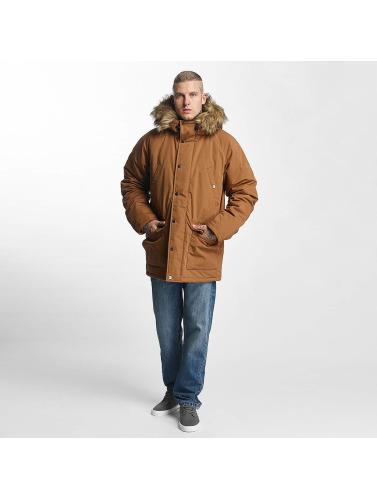 Carhartt WIP Herren Winterjacke Trapper in braun