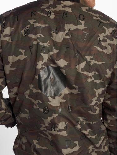Cavallo de Ferro Hombres Cazadora bomber Stereo in camuflaje