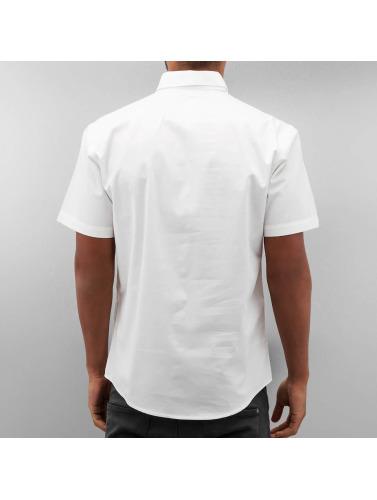 Cazzy Clang Herren Hemd Short Sleeves II in weiß