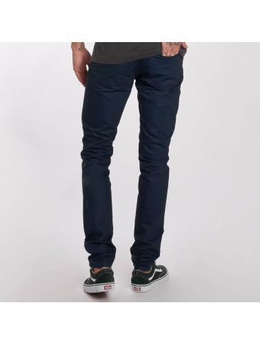 Cazzy Clang Herren Slim Fit Jeans Tone in blau