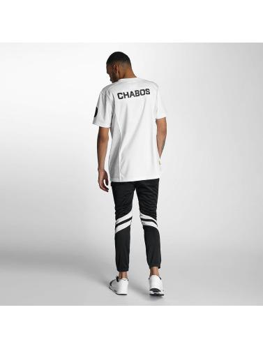 CHABOS IIVII Hombres Camiseta Football Jersey in blanco