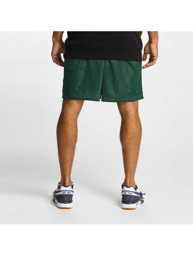 CHABOS IIVII Herren Shorts Reversible Mesh in grün