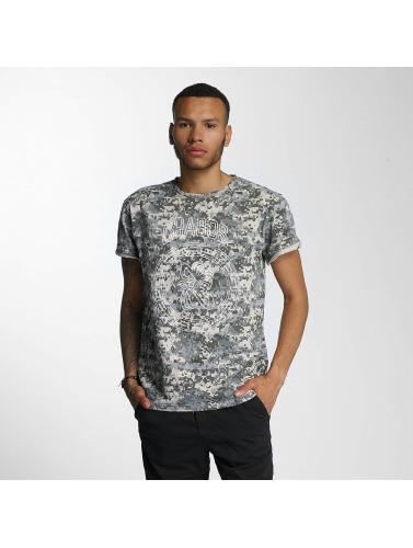CHABOS IIVII Herren T-Shirt Camo in camouflage