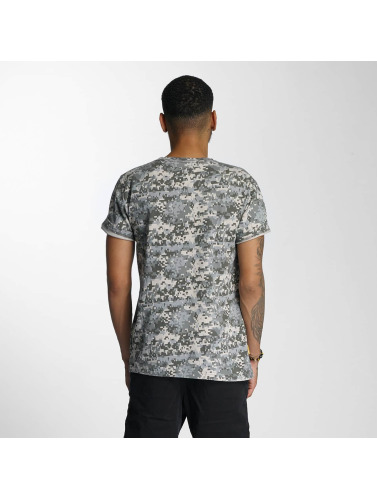CHABOS IIVII Herren T-Shirt Camo in camouflage Wie Viel Online QpG3sF