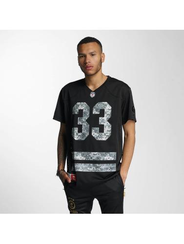 CHABOS IIVII Herren T-Shirt Football Jersey in schwarz