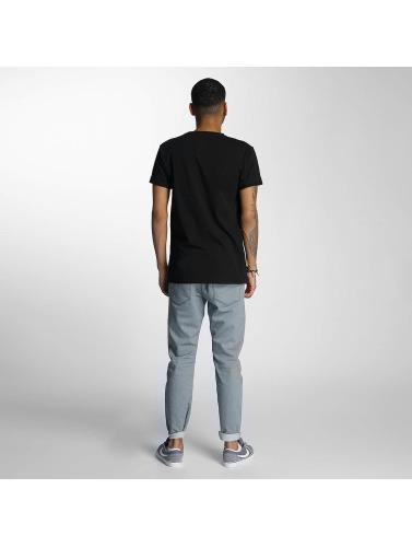 CHABOS IIVII Herren T-Shirt Omerta in schwarz