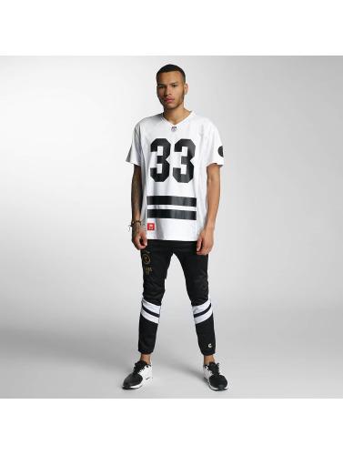 CHABOS IIVII Herren T-Shirt Football Jersey in weiß Kaufladen Genießen Günstig Online I0M6vJej