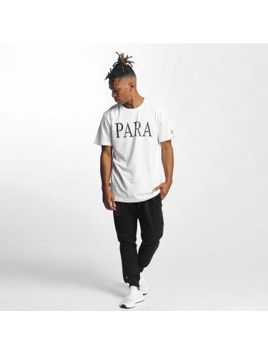 CHABOS IIVII Herren T-Shirt Para in weiß